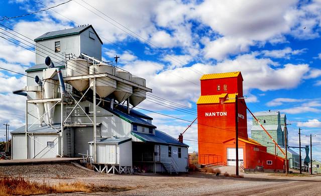 Nanton Alberta