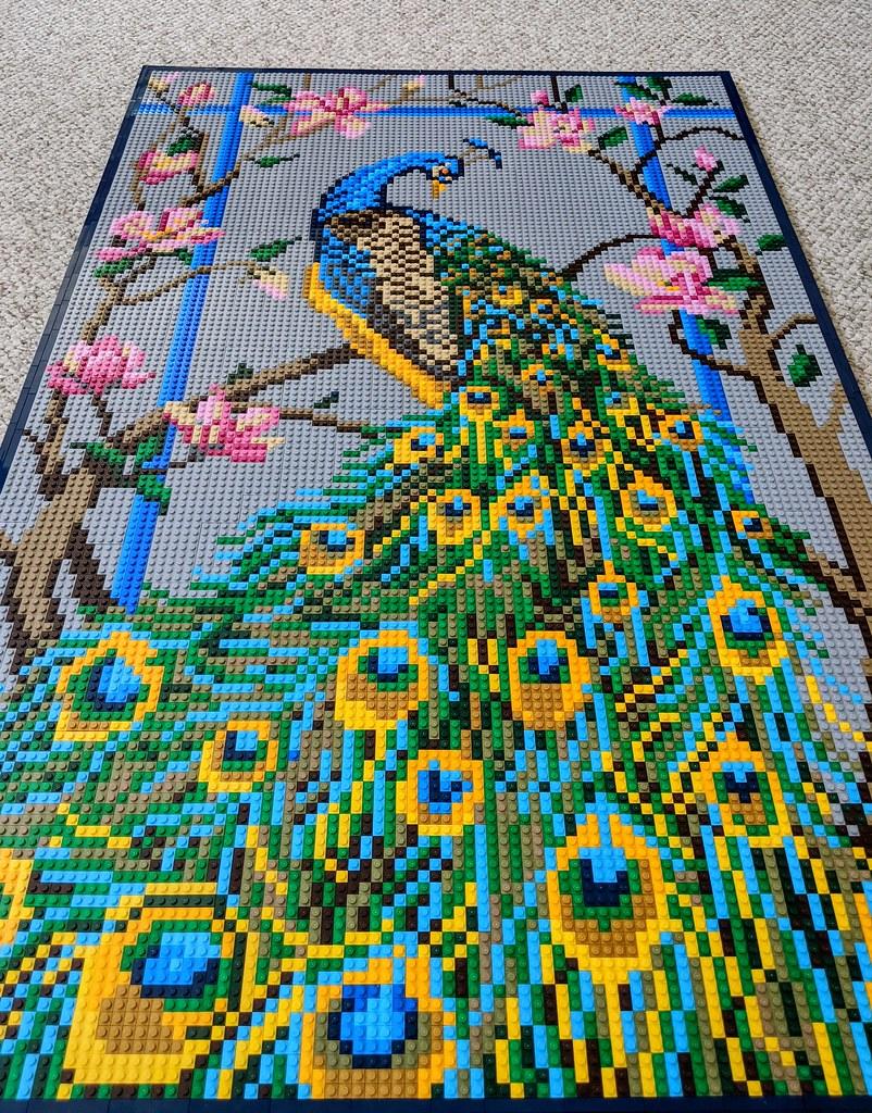 My second mosaic