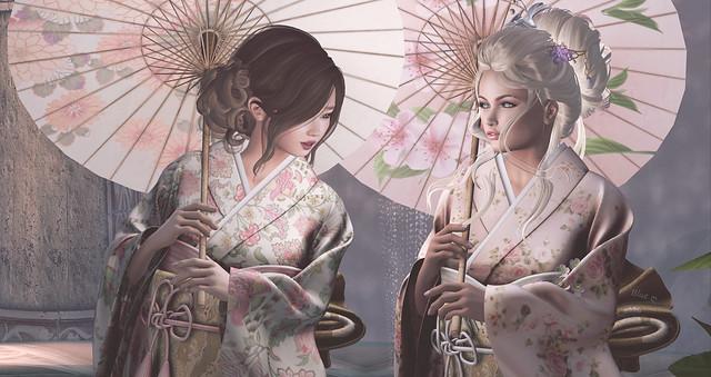 ღ105 - キモノタイム  - Kimono Time - ❤