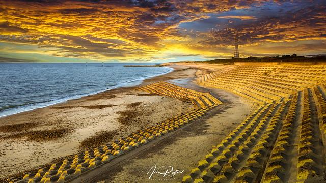 Holland Haven Sunrise