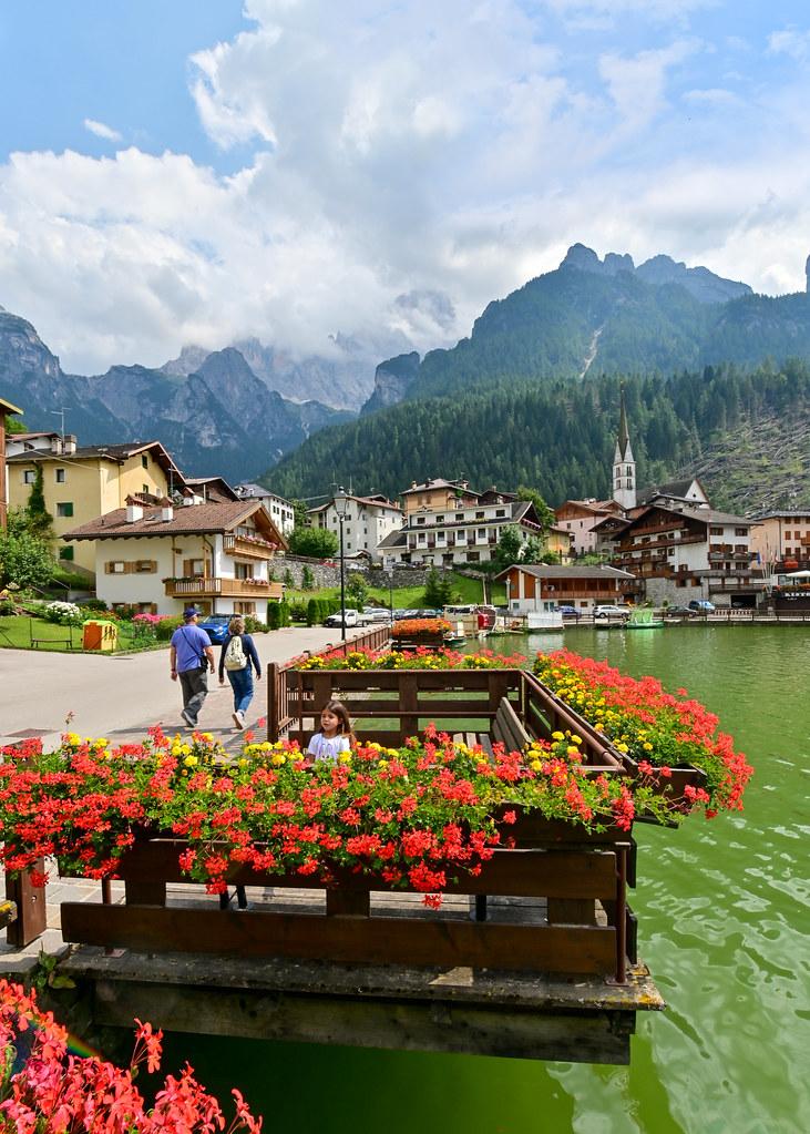 El pueblo más bonito que ver en Dolomitas