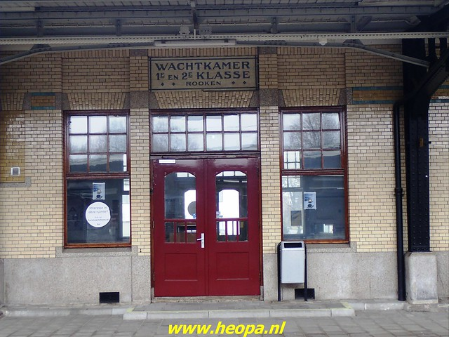 2021-02-06  Westerborkpad    Weesp-Bussum    21 Km   (128)