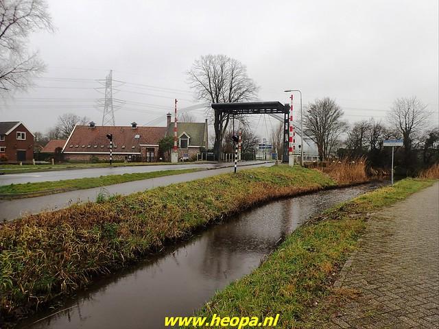 2021-02-06  Westerborkpad    Weesp-Bussum    21 Km   (93)