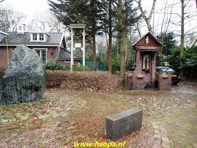 2021-02-06  Westerborkpad    Weesp-Bussum    21 Km   (80)