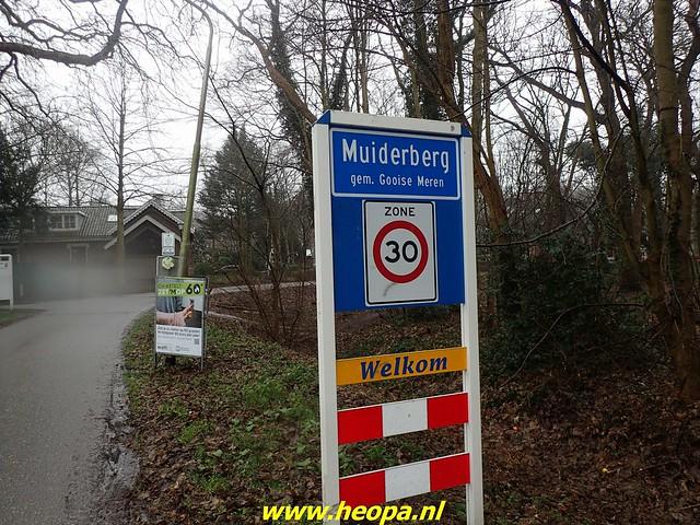 2021-02-06  Westerborkpad    Weesp-Bussum    21 Km   (75)