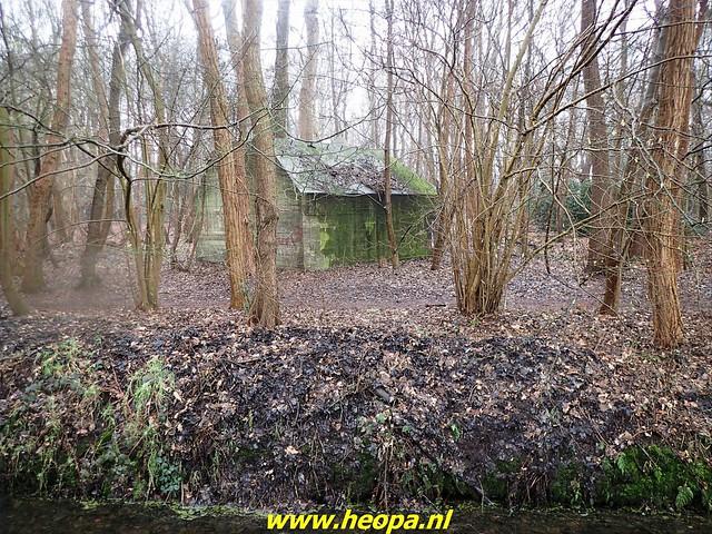 2021-02-06  Westerborkpad    Weesp-Bussum    21 Km   (73)