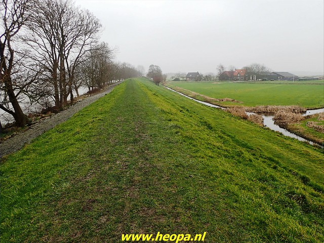 2021-02-06  Westerborkpad    Weesp-Bussum    21 Km   (70)