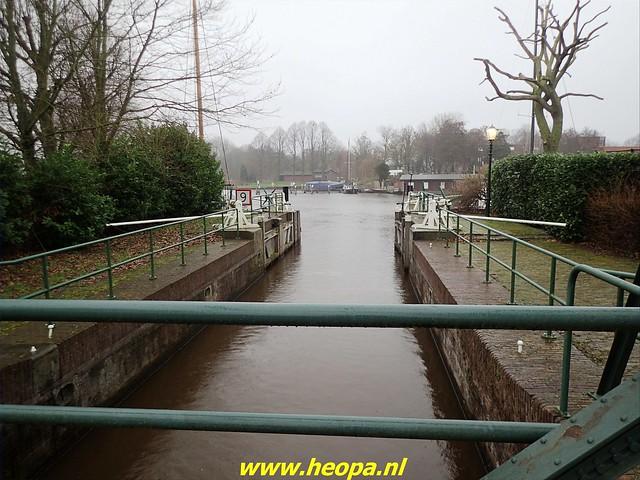 2021-02-06  Westerborkpad    Weesp-Bussum    21 Km   (46)
