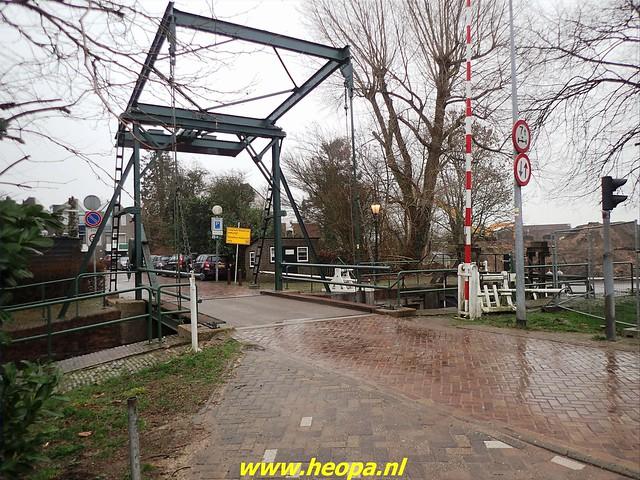 2021-02-06  Westerborkpad    Weesp-Bussum    21 Km   (45)