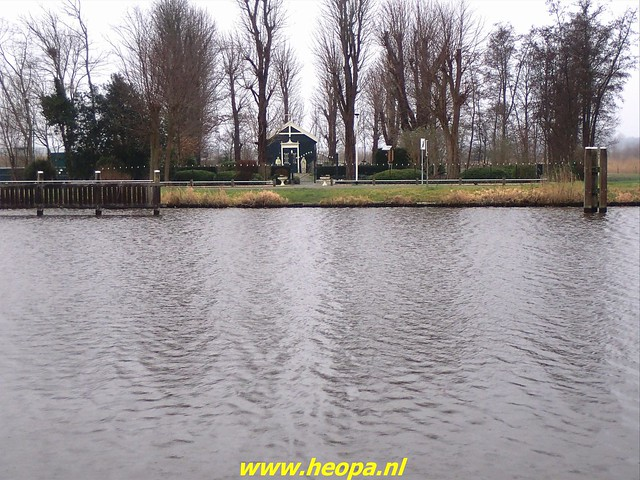 2021-02-06  Westerborkpad    Weesp-Bussum    21 Km   (41)