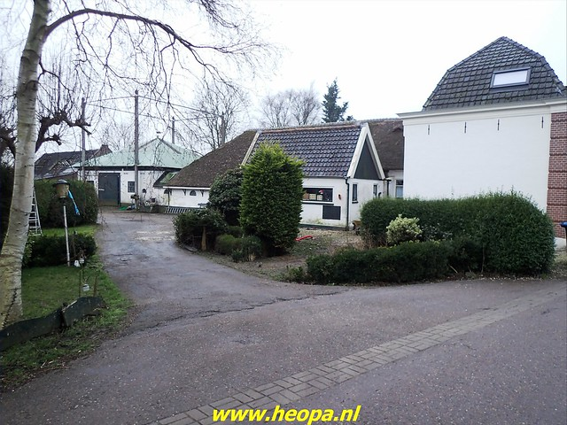 2021-02-06  Westerborkpad    Weesp-Bussum    21 Km   (35)