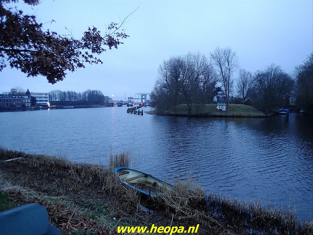 2021-02-06  Westerborkpad    Weesp-Bussum    21 Km   (7)