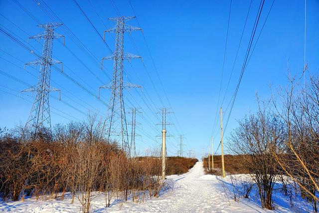 Power corridor