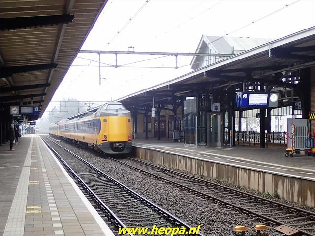 2021-02-06  Westerborkpad    Weesp-Bussum    21 Km   (131)