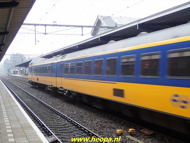 2021-02-06  Westerborkpad    Weesp-Bussum    21 Km   (130)