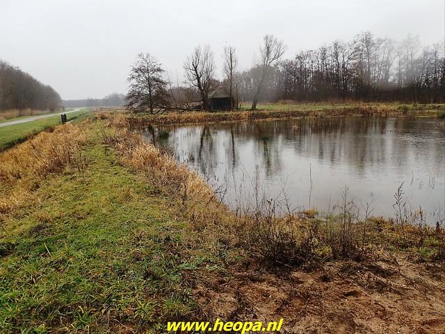 2021-02-06  Westerborkpad    Weesp-Bussum    21 Km   (97)
