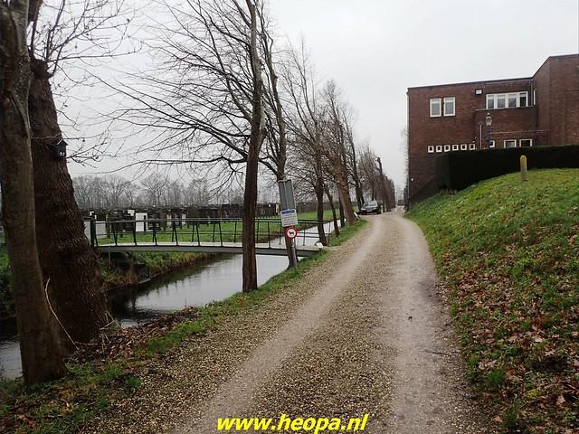 2021-02-06  Westerborkpad    Weesp-Bussum    21 Km   (91)