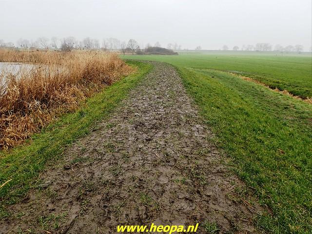 2021-02-06  Westerborkpad    Weesp-Bussum    21 Km   (64)