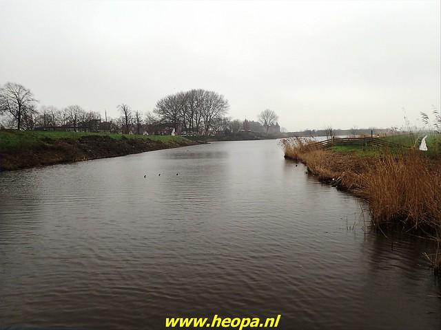 2021-02-06  Westerborkpad    Weesp-Bussum    21 Km   (61)