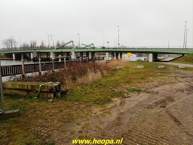 2021-02-06  Westerborkpad    Weesp-Bussum    21 Km   (40)