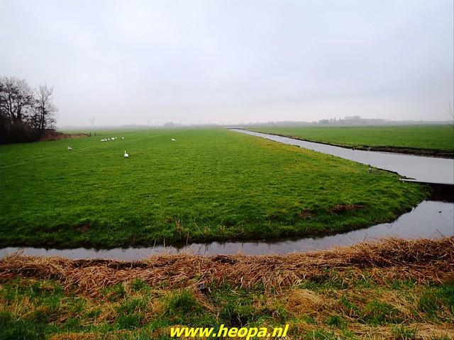 2021-02-06  Westerborkpad    Weesp-Bussum    21 Km   (33)
