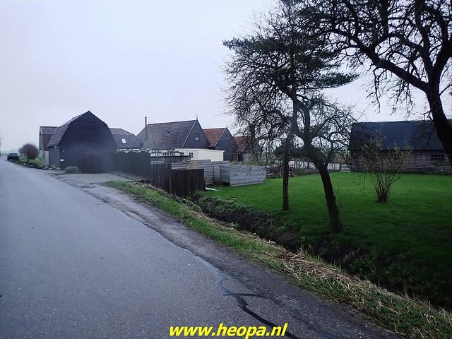 2021-02-06  Westerborkpad    Weesp-Bussum    21 Km   (30)