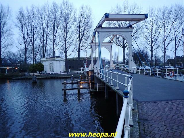 2021-02-06  Westerborkpad    Weesp-Bussum    21 Km   (22)