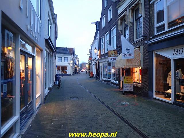 2021-02-06  Westerborkpad    Weesp-Bussum    21 Km   (9)