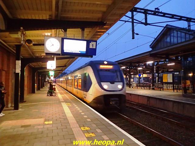 2021-02-06  Westerborkpad    Weesp-Bussum    21 Km   (1)