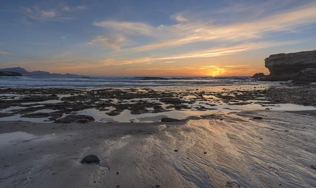 *Playa de Pared @ Sunset II*