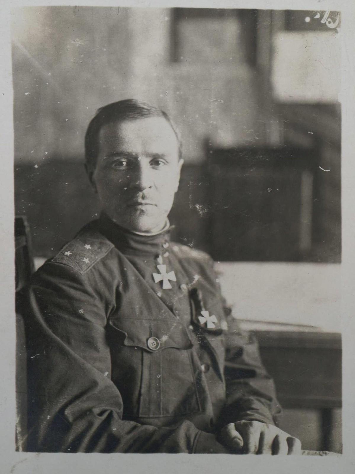 23. Генерал от кавалерии Павел Николаевич Шатилов