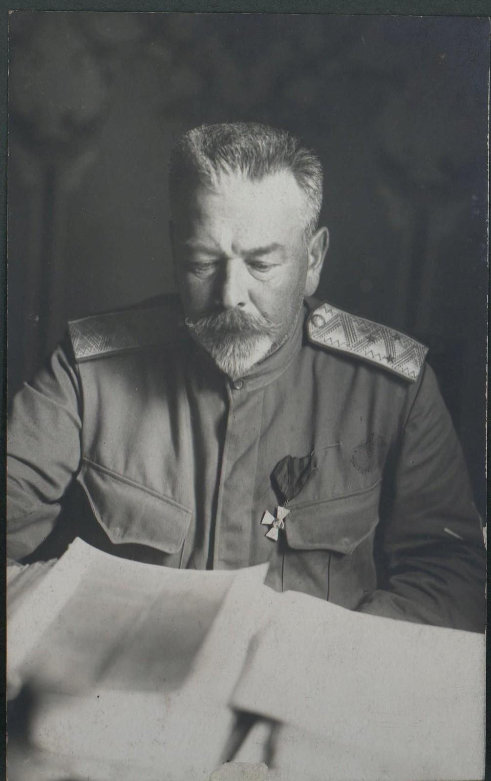 13. Генерал-лейтенант Александр Сергеевич Лукомский