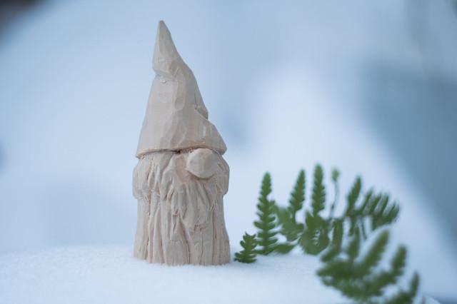 Snow gnome