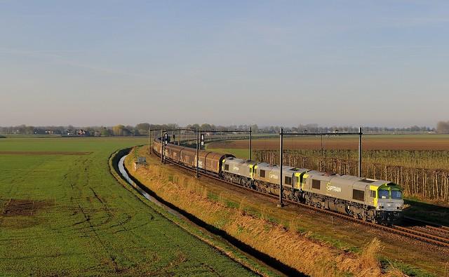 Zevenbergschen Hoek, Captrain 6606