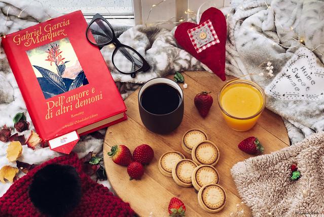 Breakfast and Book - Rainy Sunday (Explore 8_feb_21)