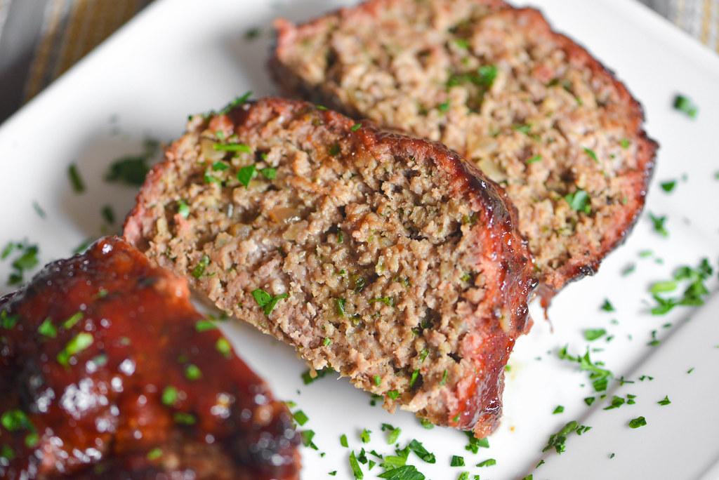 Dr Pepper-glazed Planked Meatloaf