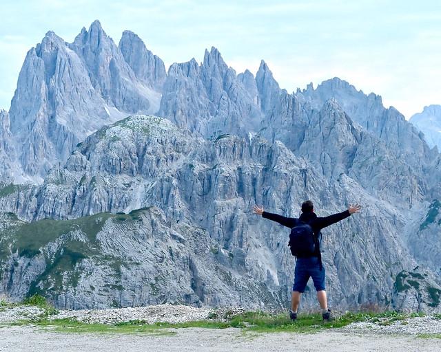 Viaje por los Dolomitas de Diario de un Mentiroso