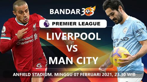 Liverpool vs City