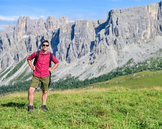 Diario de un Mentiroso en Dolomitas