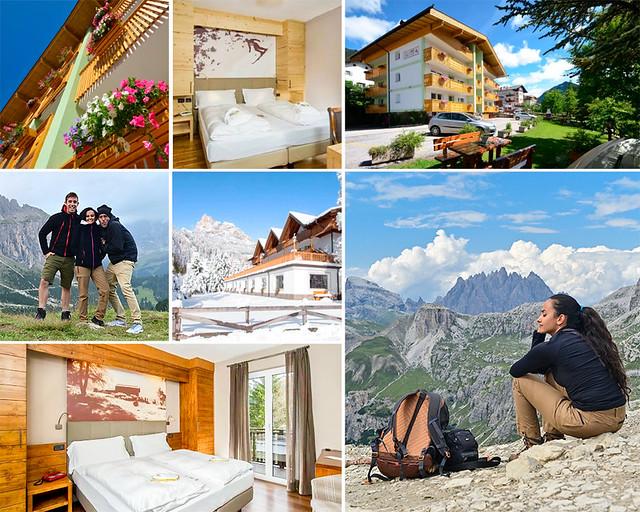 Pozza di Fassa, de las mejores zonas donde dormir en Dolomitas