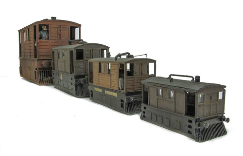 LNER J70 locomotives in 2,3,4 and 7mm scale