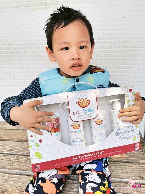 【異位性皮膚炎推薦】pombaby洗沐保養 寶寶乳液09