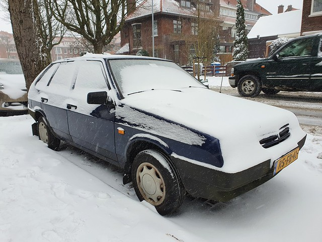 1997 Lada Samara 1500i / ВАЗ-2109