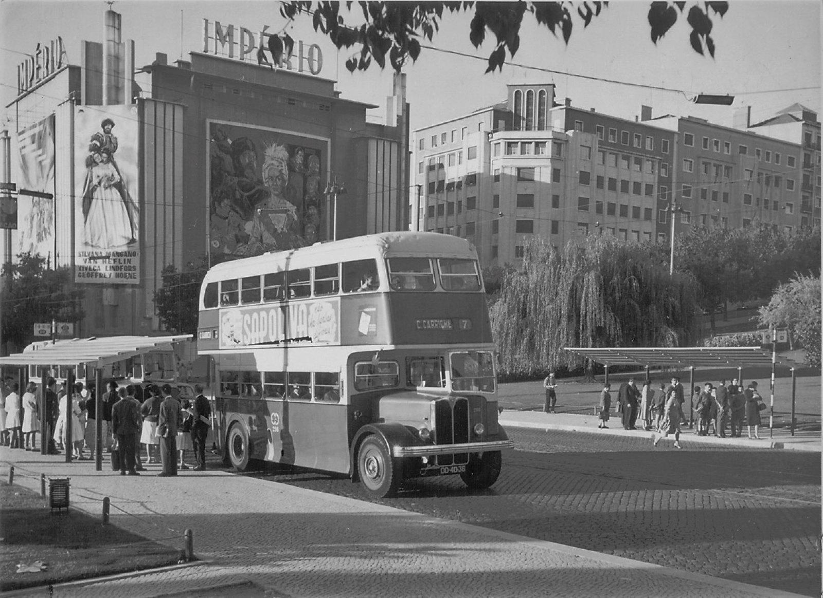 Autocarrro 7, Alameda (História da CCFL, vol 3)