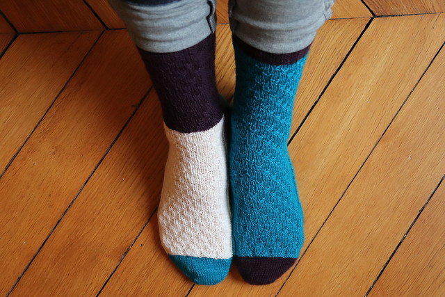 Les chaussettes Arizona