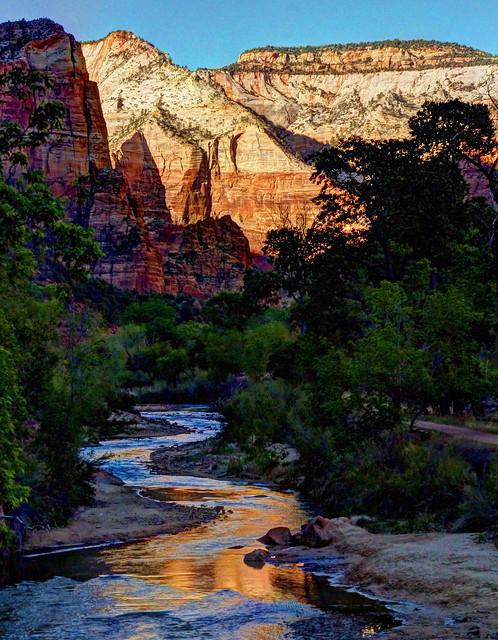 Virgin River Color