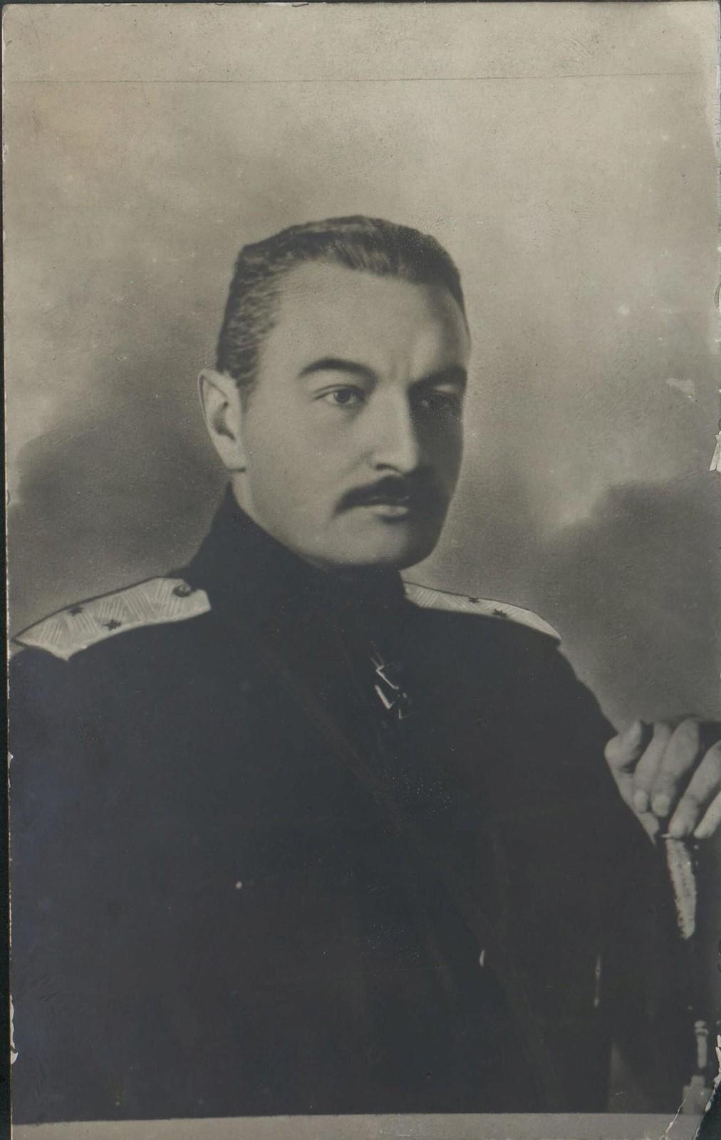 12. Генерал-лейтенант Георгий Дмитриевич Романовский
