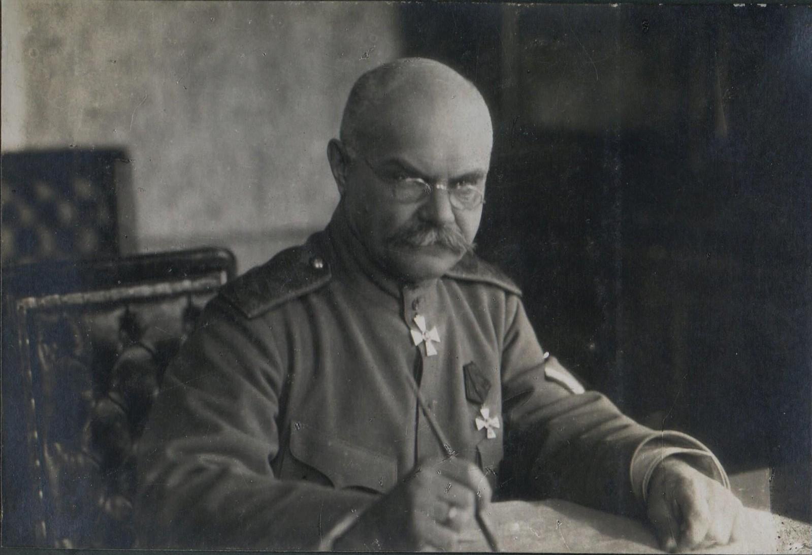 10. Генерал от кавалерии Абрам Михайлович Драгомиров