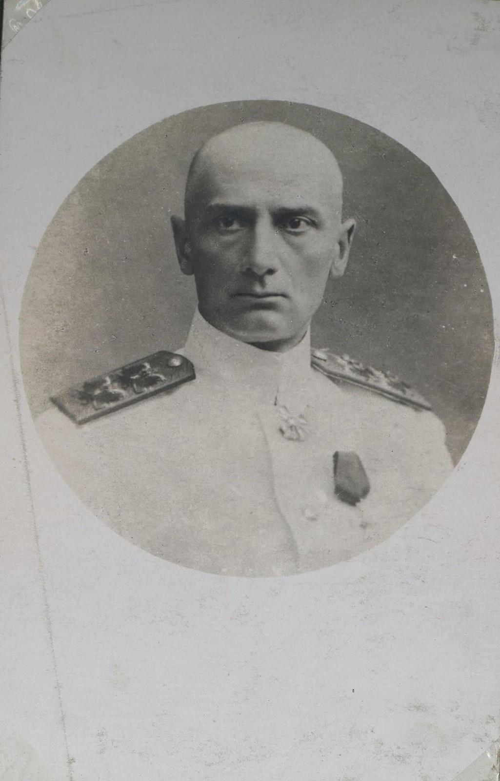 07. Адмирал Александр Васильевич Колчак