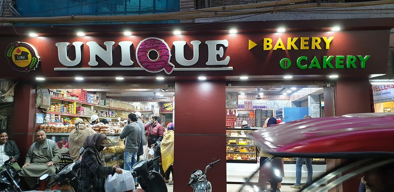 unique bakery The Okhla Times